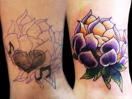 awesome leaves tattoos cover up ideas toycyte