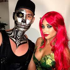 best halloween mask fans are losing it over ashley benson u0027s halloween costume cambio