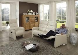 sofa mit elektrischer relaxfunktion ledersofas mit relax funktion ideal gegen rückenschmerzen