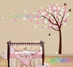 Nursery Wall Decorations Removable Stickers Baby Nursery Decor Amazing Tree Nursery Wall Decals For Baby