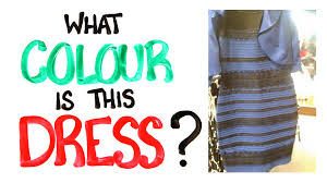 coloured dress what colour is this dress solved with science