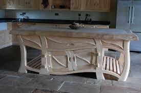 Handmade Kitchen Furniture Quirky Kitchens Sculptural Kitchens Handmade Kitchens Handmade