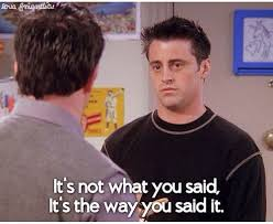 Did We Just Become Best Friends Meme - the 21 best lines from joey tribbiani on friends