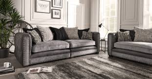 100 Real Leather Sofas Fabric Leather Sofas