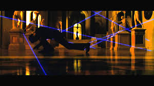 oceans twelve laser dance hd 1080p youtube