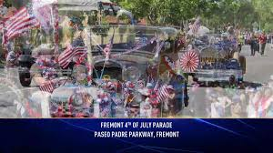 Giants Parade Route Map by Fremont 4th Of July Parade 2017 Nbc Bay Area