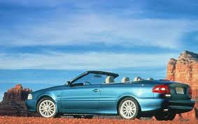 volvo convertible 2000 volvo c70 information and photos zombiedrive
