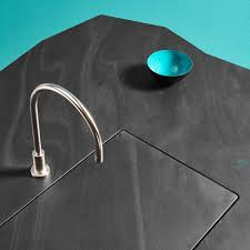 Kitchen Sink Island by Smart Kitchen Concept Introduces A Drop Down Sink Design