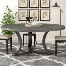 circle dining room table 8 person round dining table wayfair