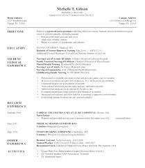 rn resume templates modern rn resume template new grad new graduate nursing resume