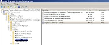 controle de bureau a distance activation de l assistance à distance de windows 7 avec l uac