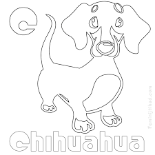 coloring pages chihuahua puppies chihuahua coloring pages free download coloring pages for kids