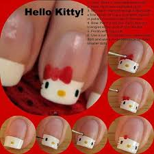 43 best nail art images on pinterest make up bow tie nails and