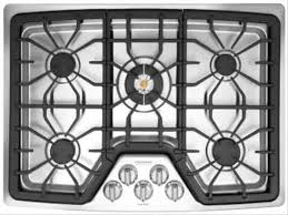 30 Stainless Steel Gas Cooktop Review Of Frigidaire Fpgc3087ms Professional 30 Stainless Steel