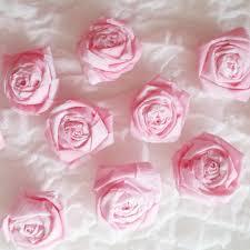 bouquet en papier fleur en papier crépon youtube