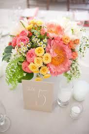 summer wedding centerpieces best 25 summer centerpieces ideas on orange
