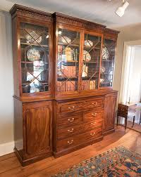 Break Front Bookcase George Iii Archives Raymond James Antiques