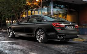 luxury bmw 7 series the bmw 7 series edition 40 jahre