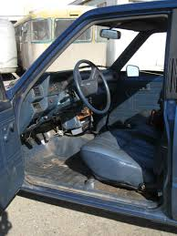 mitsubishi cordia interior the most reliable motor vehicle i know of 1988 toyota pickup