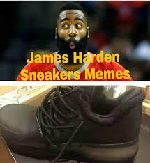 Meme Sneakers - james harden sneakers memes youtube