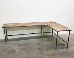 Corner L Shaped Desk L Shaped Desk Etsy