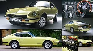image gallery nissan 240z