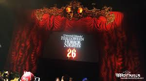halloween horror nights in orlando halloween horror nights 26 opening weekend review