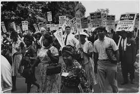 the civil rights act of 1964 and the voting rights act of 1965