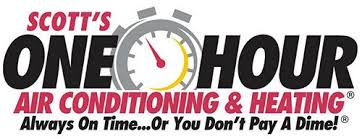 Always Comfortable Heating And Air Conditioning Ac Repair U0026 Installation Tampa Fl Scott U0027s One Hour Air
