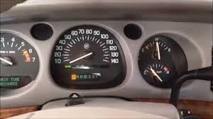 2002 buick century service engine soon light ses code p1404 youtube