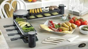 cuisine raclette recette originale trois recettes originales pour utiliser appareil à raclette