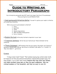cover letter introductory paragraph introduction paragraph with