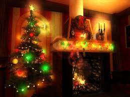 free 3d desktop wallpaper screensavers 3d christmas magic
