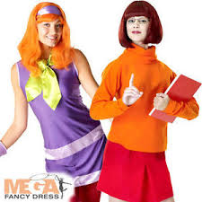 velma costume velma scooby doo costume womens