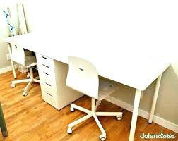 cool home office desks 2 person home office best two person desk ideas on 2 person desk