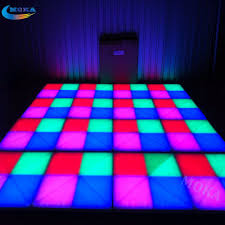 aliexpress com buy 48 square meter 1m 1m dmx led dancing floor