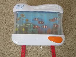 baby crib lights toys baby einstein infant crib music light soother fish aquarium toy