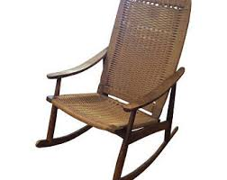 Mid Century Modern Rocking Chair Pleasant Mid Century Rocking Chair For Mid Century Modern Chair