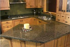 granite countertop tv in kitchen cabinet harlequin backsplash