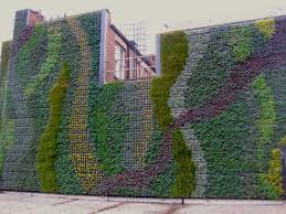 Wall Gardening System by Living 7 Walls And Green Design Garden Wall Interior Design