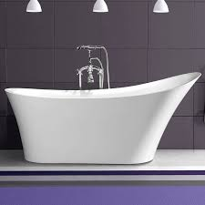 Bathtubs Types Add A Touch Of Class To Your Bathroom With A Freestanding Bathtub