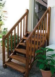 bausatz treppe außentreppe bausatz aussen treppen holzkomplett de