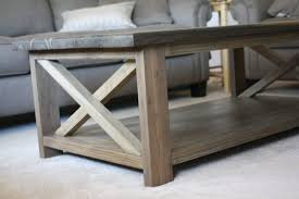 ana white rhyan end table diy projects square ana white rustic x coffee table diy projects 3154829093