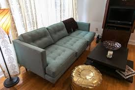 West Elm Sofa Bed by I Live Here With A Couch And Everything U2022 Choosing Figs