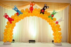 teddy decorations teddy heart balloon decorations