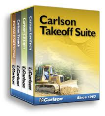 Excavation Estimating by Carlson Software Powerful Estimating With Carlson Takeoff