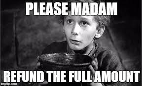 Madam Meme - oliver twist memes imgflip