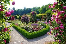amazing beautiful flower garden and pathway garden ideas design
