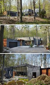 sagemodern 15 modern houses to make you feel at home in the forest