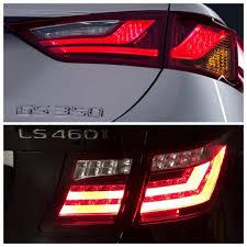 lexus ls 460 specs avest specd ls460 led tail lights page 19 clublexus lexus